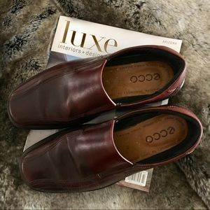 Ecco Slip On Loafer Size 43 Wore2X $160